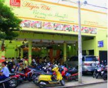 Quán Bún Huyền Chi HCM
