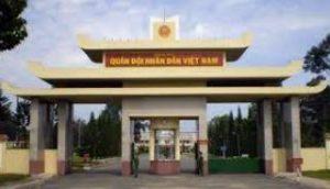 Trg sĩ quan lục quân 2 Biên Hòa